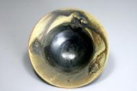Sprigged Flare Bowl - Joan's Ash/Black